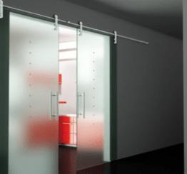 Основная информация о стеклянных дверях и ограждениях