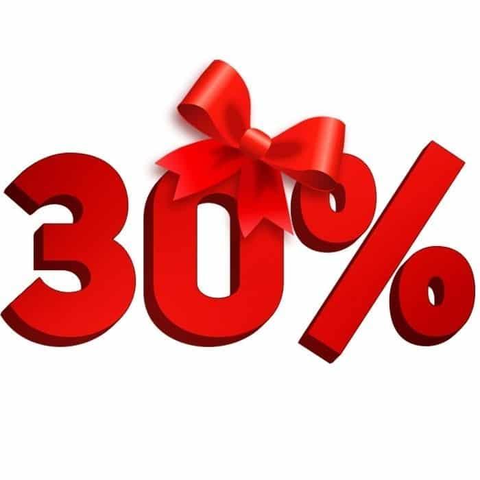 Строительным компаниям до 30%