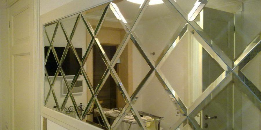 Зеркальная мозайка
