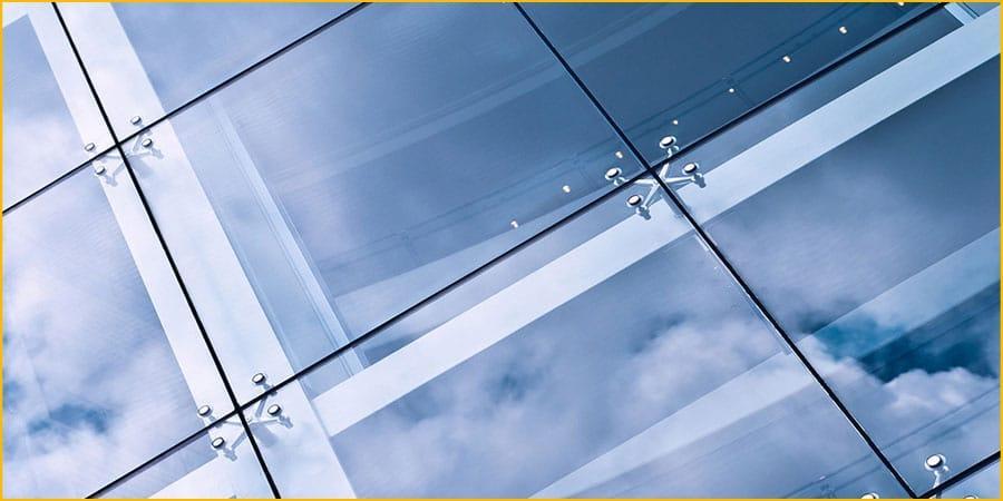 Стеклянный потолок — модель 3