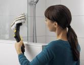 Как очищать стёкла и ухаживать за ограждениями из стекла