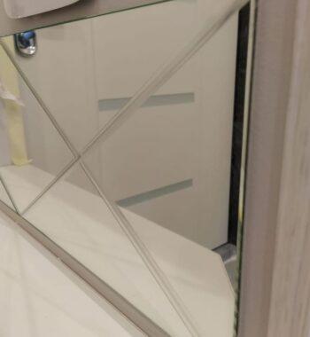 Проект «Зеркальное панно с алмазной гравировкой»