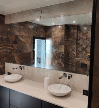 Проект «Зеркала в ванную комнату»