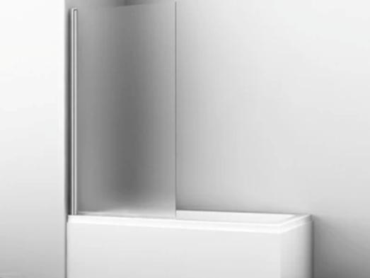 Стеклянные шторки для ванной
