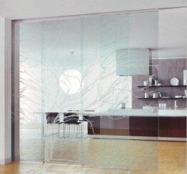 Выбираем стекло для стеклянных перегородок
