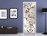 Современные стеклянные двери для ванн и туалетов